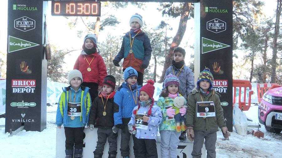 Los niños en la Transcandamia