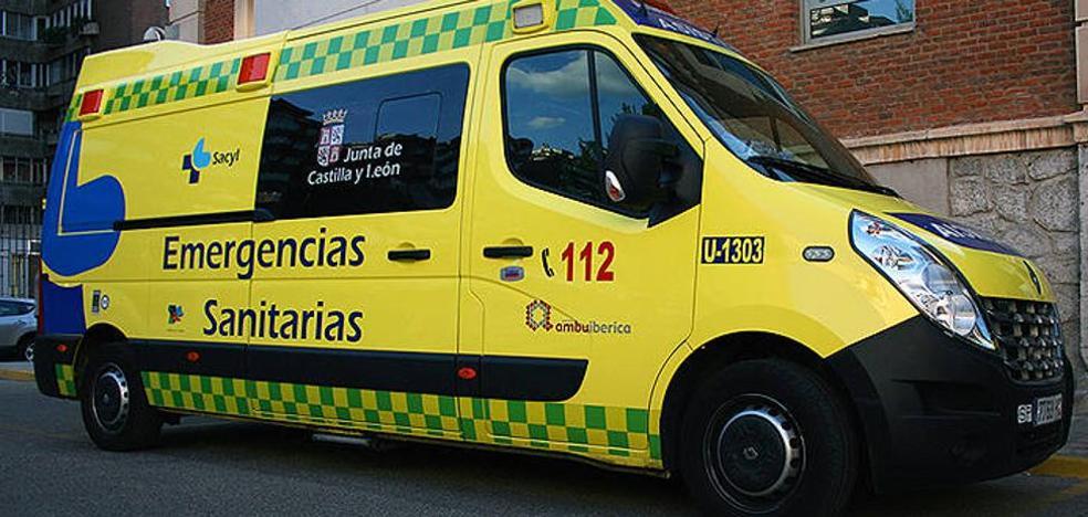Sacyl atiene cerca de 47.000 llamadas de emergencia en 2017 en León, la mayor parte por traumatismos