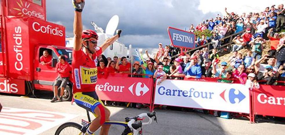 León, una de las provincias más visitadas por la Vuelta del 'maillot rojo'