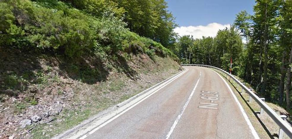 La Diputación destina 270.000 euros para mejorar la carretera entre el puerto del Pontón y Posada de Valdeón
