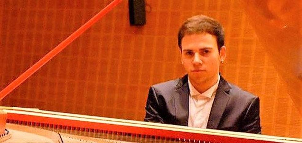 El leonés David Palanca ofrece dos conciertos de clave en Ponferrada y León