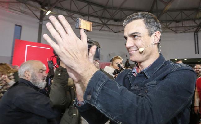 leonoticias.tv | En directo, encuentro de Pedro Sánchez con los militantes leoneses