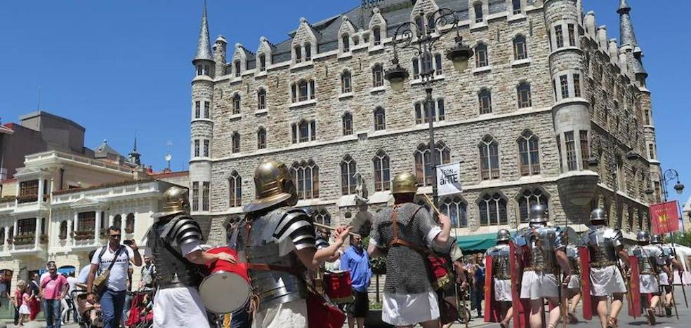 La capital exaltará en Fitur el Año Gastronómico, su legado romano e irá de la mano con Astorga con los 125 años de Gaudí en León