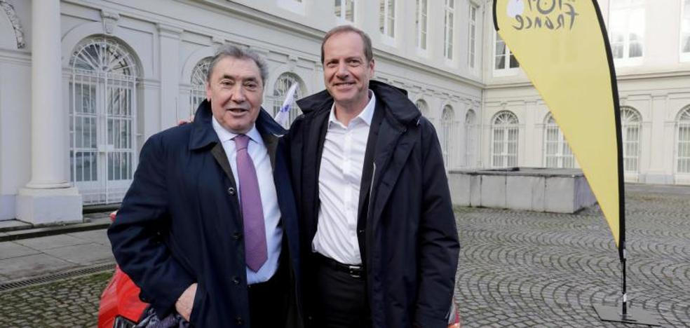 La salida del Tour de 2019 homenajeará a Eddy Merckx