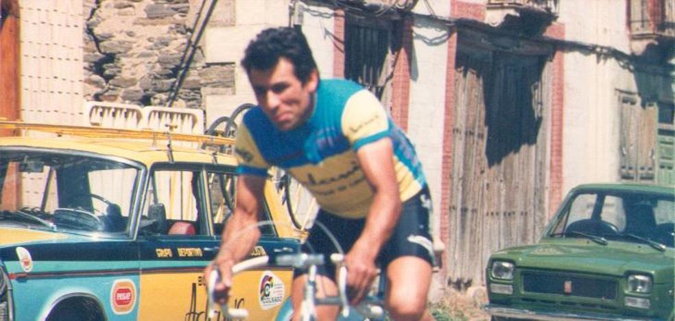 El ciclismo homenajea a 'Joaco'