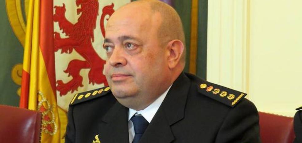 Juan Carlos Hernández toma posesión este miércoles como comisario jefe de la Policía Nacional en León