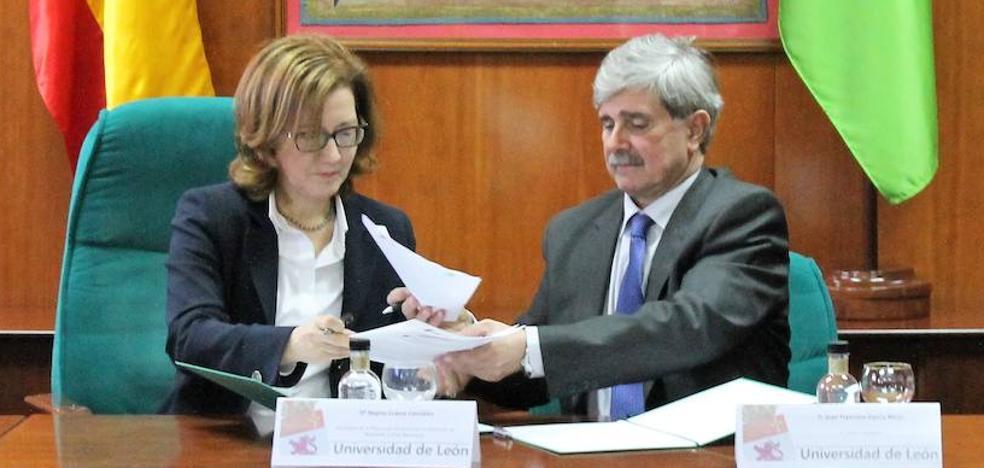 La ULE aumenta su cooperación en la lucha contra el Alzheimer y otras demencias