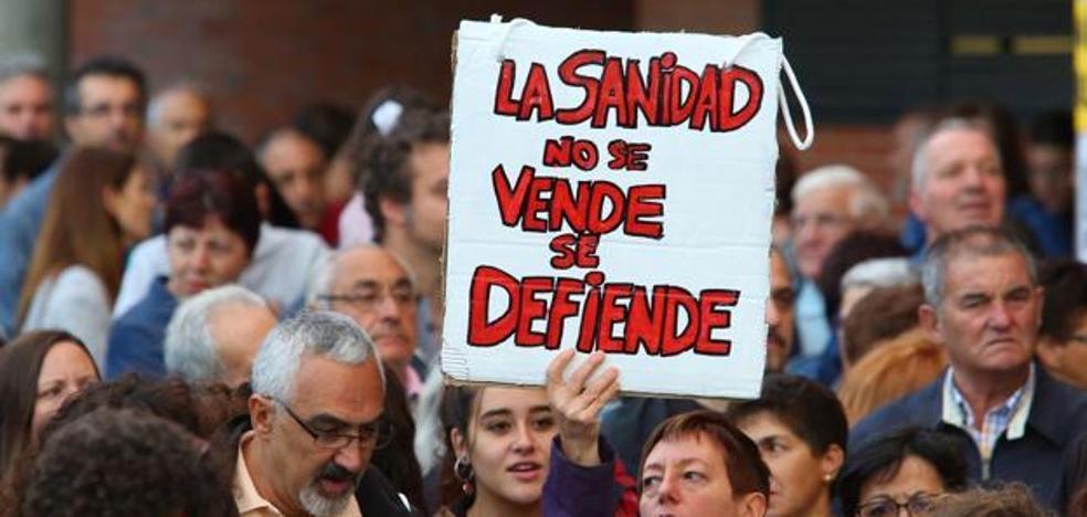 Más de 50 autobuses viajará a Valladolid para la manifestación por la sanidad pública del 20-E