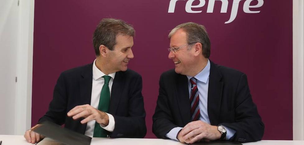 León y Renfe renuevan el acuerdo de descuentos para los usuarios del AVE de hasta el 50%