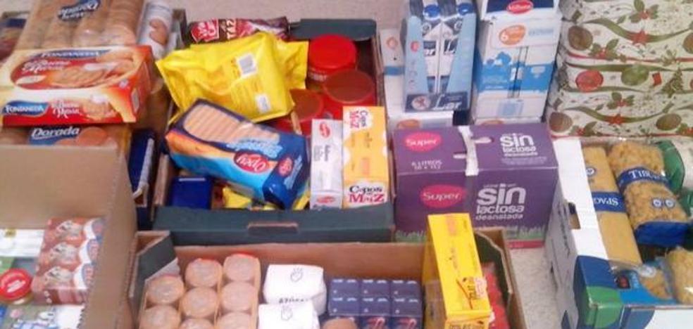 Acción Directa Sierra Norte recoge este jueves y viernes alimentos en León para los refugiados de Grecia