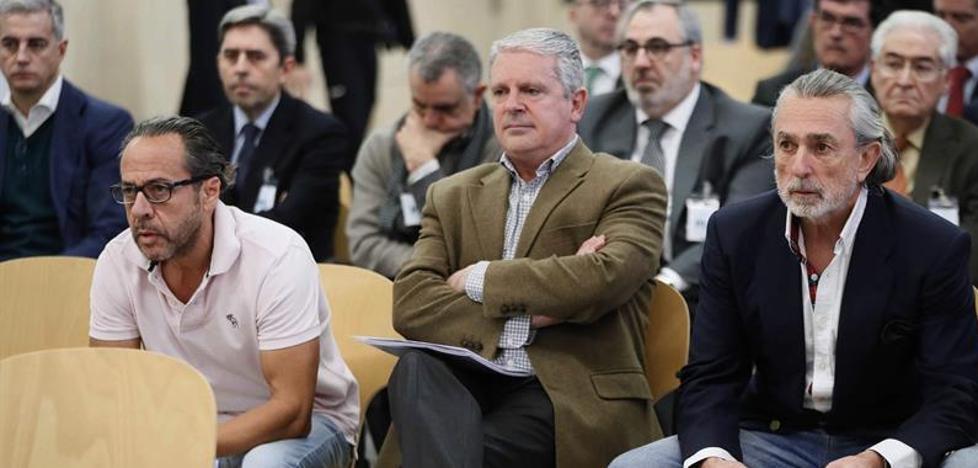 Crespo y 'el Bigotes' buscan un acuerdo de última hora en 'Gürtel'