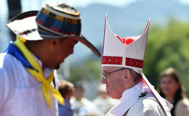 Ataques incendiarios en el sur de Chile antes de la llegada del papa