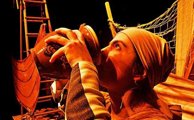 'El pirata Barba' llega al Teatro San Francisco