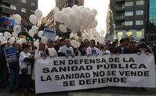 La Plataforma por la Sanidad Pública de Astorga y comarcas hace un llamamiento para acudir al 20-E en Valladolid