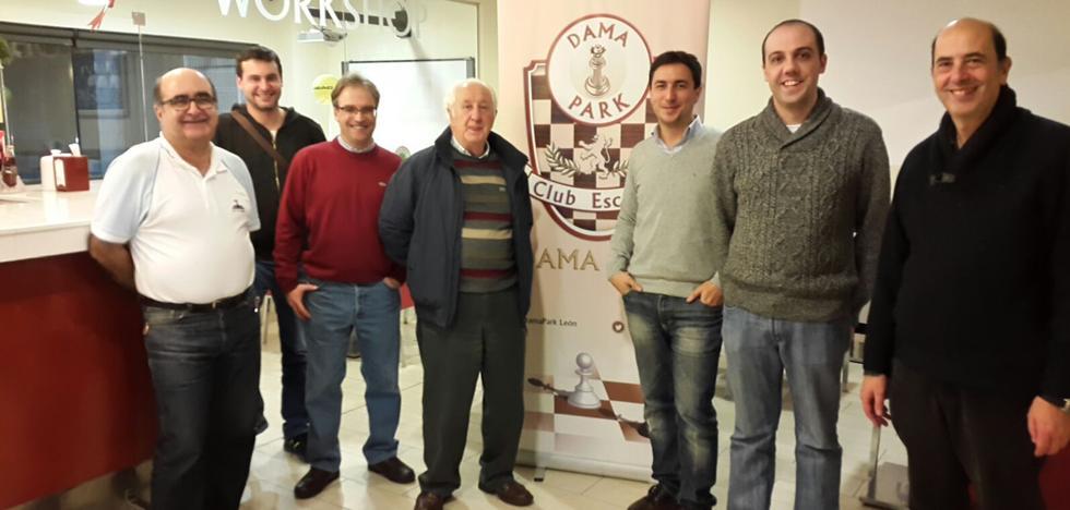 El Club Dama Park, campeón provincial de ajedrez