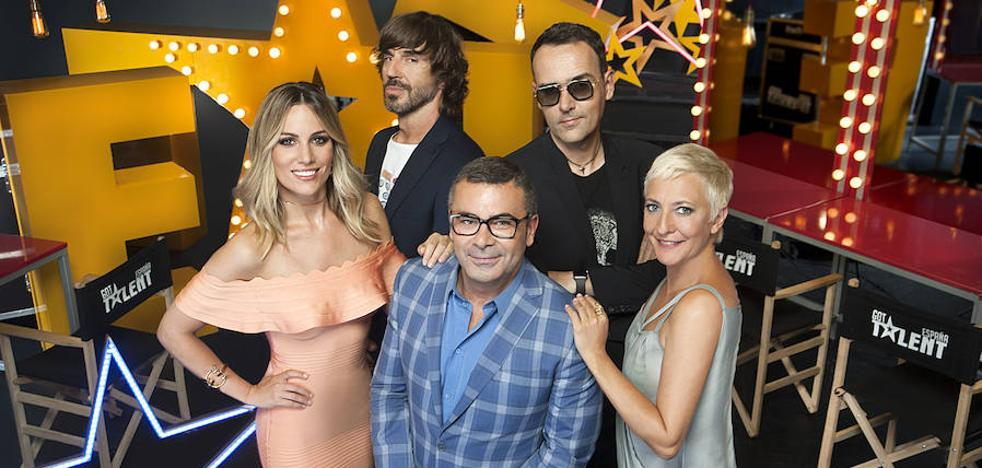 'Got Talent' regresa líder a Telecinco