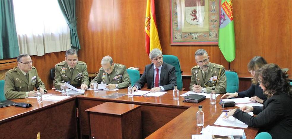 La cátedra 'Almirante Bonifaz' de la ULE incrementará su actividad en el 2018