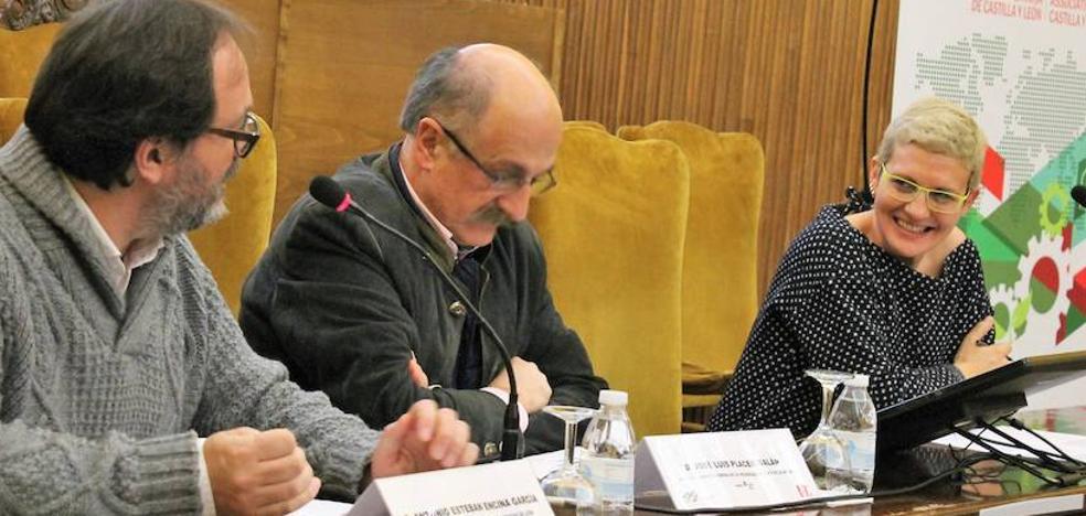 La ULE presenta a las empresas de Vitartis sus proyectos de investigación más punteros en el sector alimentario