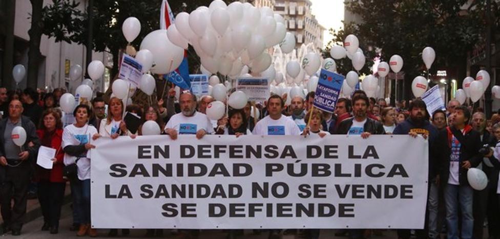 La plataforma sanitaria del Bierzo desplazará siete autobuses a la manifestación en defensa de la sanida pública