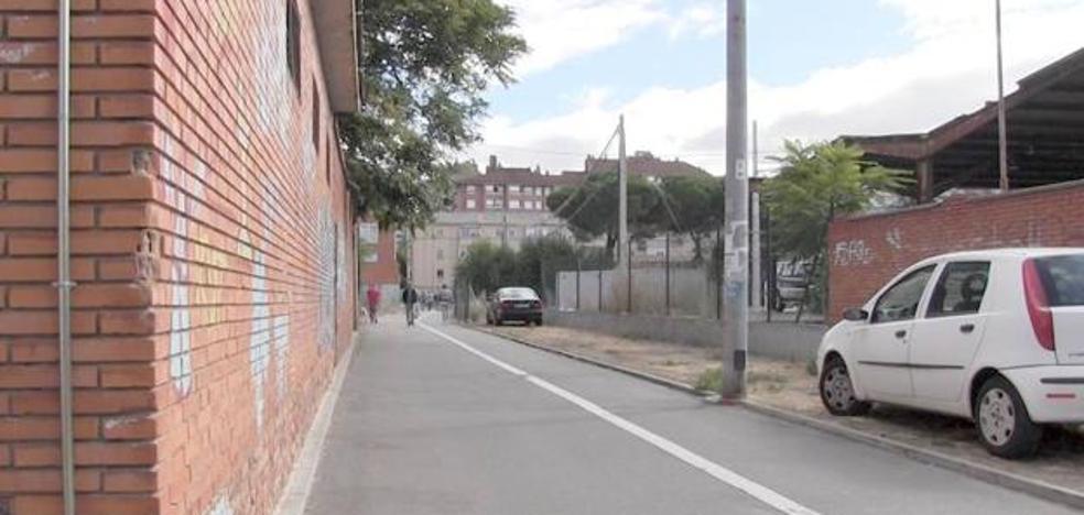 Este viernes comienza el corte de la calle Quebrantos con motivo de las obras de integración del AVE