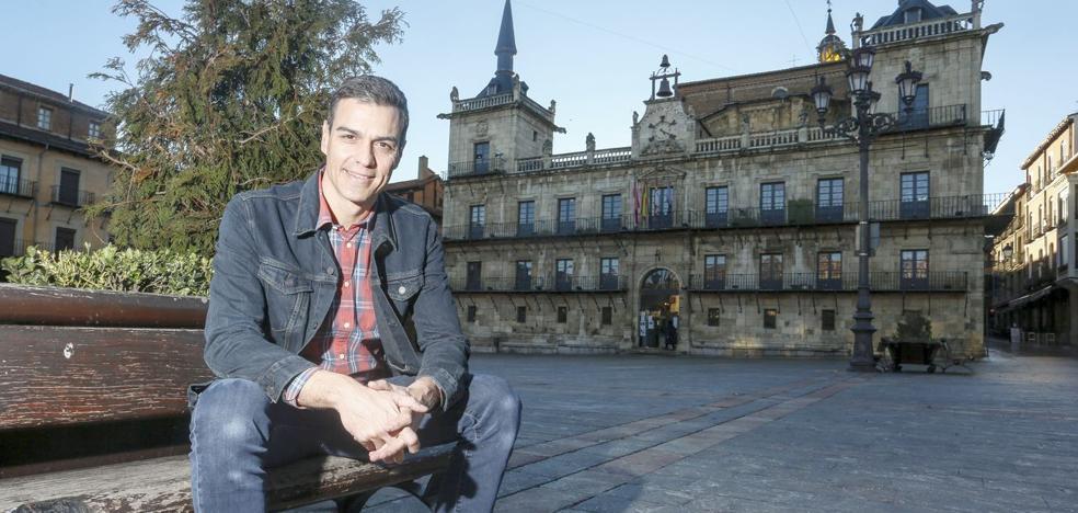 Pedro Sánchez cree que el PP «pagará su escaso compromiso con León»
