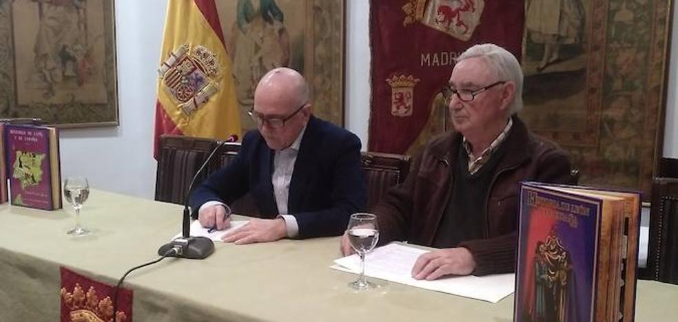 La Casa de León en Madrid presenta el libro de aforismos 'Historia de León y de España'