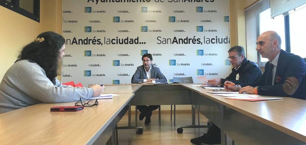 San Andrés del Rabanedo recoge las aportaciones de los grupos de la oposición al borrador presupuestario