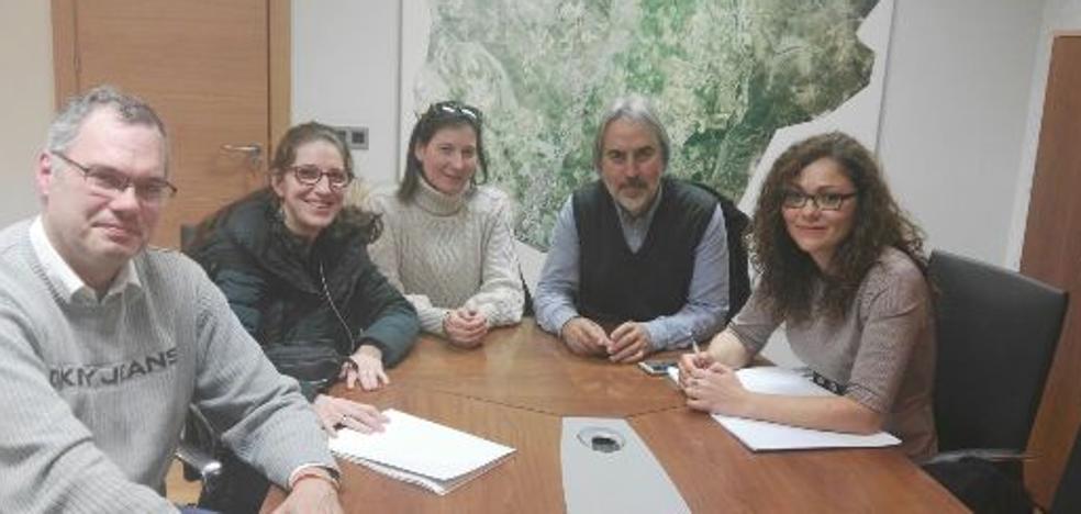 El Ayuntamiento de Villaquilambre y la Asociación 'Síndrome Contenta' colaboran en la inclusión