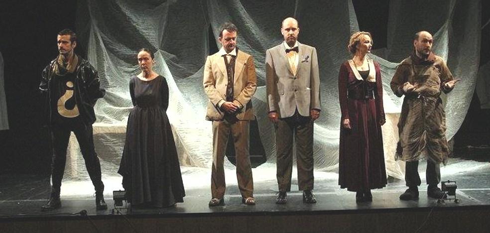 Teatro Defondo abre el telón del abono de invierno del Teatro Bergidum con 'Los atroces'