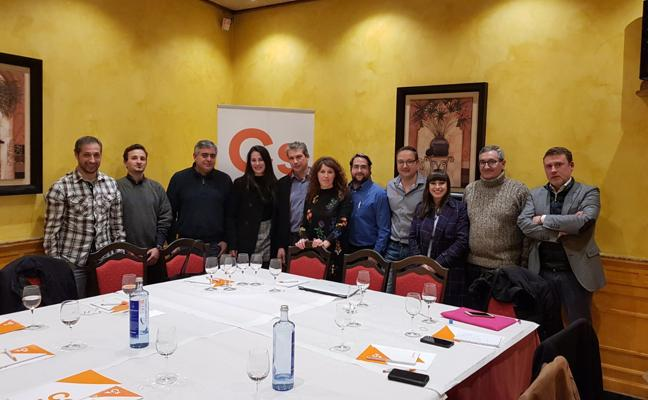 Natalia Vidal, coordinadora de la agrupación de Ciudadanos en La Bañeza y Astorga