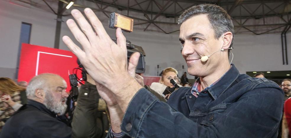 La incómoda pregunta a Pedro Sánchez en León se convierte en viral