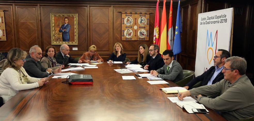 León asume la presidencia de la Alianza Nacional contra el Hambre y la Malnutrición de España