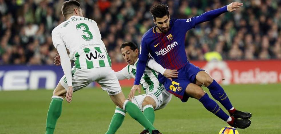 Betis-Barcelona, en directo