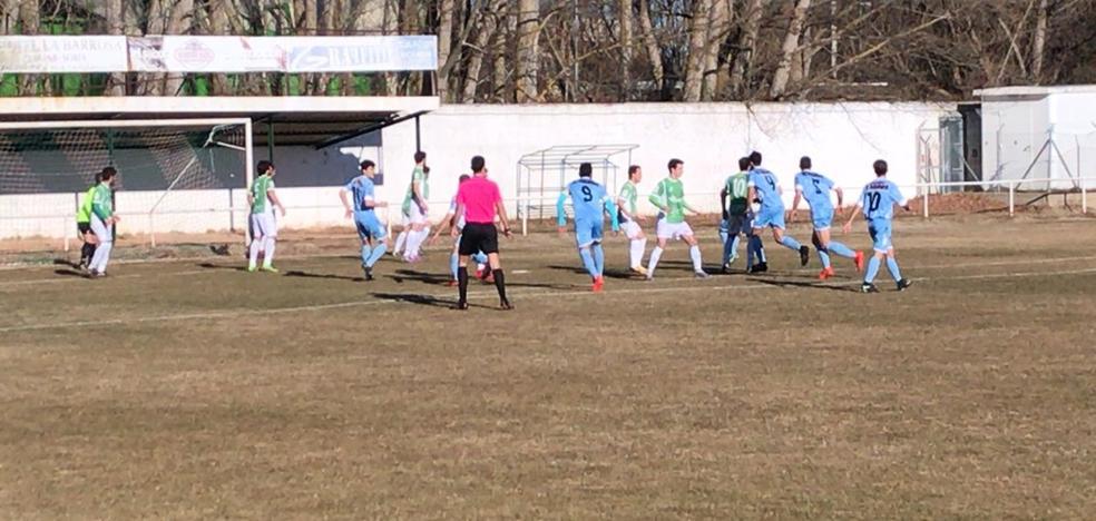 El Astorga acecha el liderato