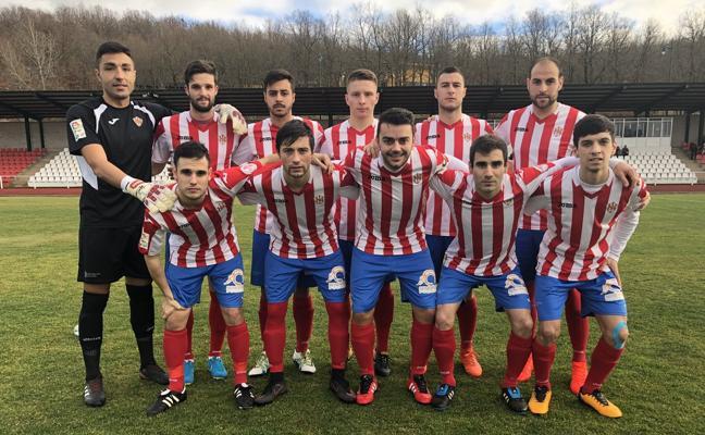 El Atlético Bembibre deja escapar la 'vida'