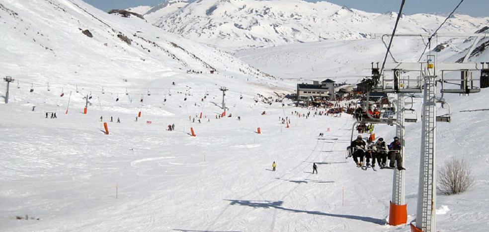 Las estaciones de esquí de la provincia baten récords y registra la mejor afluencia de esta campaña