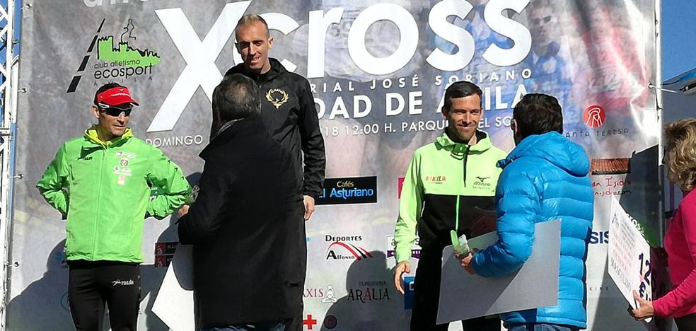 Sergio Sánchez se corona en el Cross de Ávila