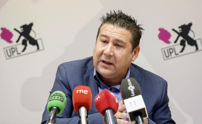 UPL no asistirá a la recepción de Rajoy y le enviará un libro de historia