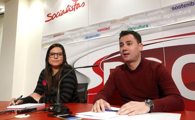 Cendón pide a Rajoy «políticas y proyectos reales» y que deje de «pisar el cuello a los leoneses»