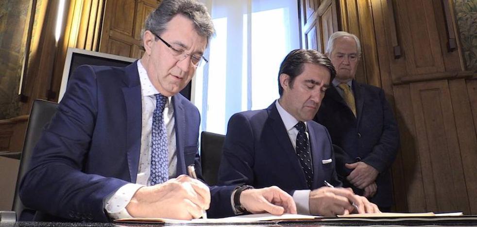 Junta y Diputación sellarán los 321 vertederos ilegales de León y construirán nuevos puntos de recogida