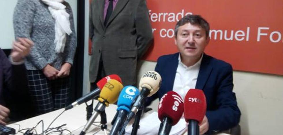 El PSOE de León afirma que «ni Folgueral ni ningún miembro de USE» volverán a las filas socialistas