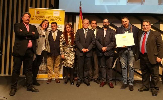 Centro León Gótico, presente en los Premios Nacionales de Comercio 2017