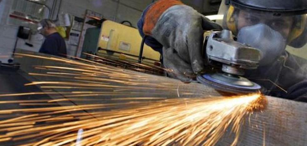 La cifra de negocios de la industria de Castilla y León aumenta un 1,7% en noviembre, frente al 7,5 % nacional
