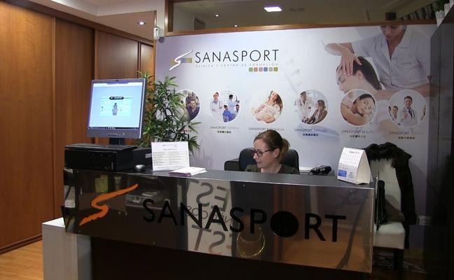 La Clinica Sanasport, un referente en la capital leonesa