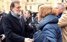 Rajoy: «León es una ciudad que me ha dejado marcado para siempre»