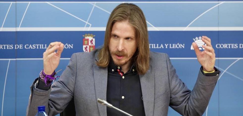 Pablo Fernández advierte de que la supresión de los aforamientos tiene que ser para procuradores y miembros de la Junta