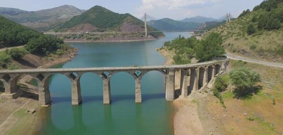 Los embalses de Barrios de Luna y Porma ya poseen más agua que en enero de 2017
