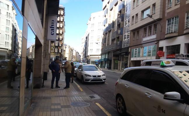 El Ayuntamiento dispondrá plazas de aparcamiento libres en las zonas próximas a Camino de Santiago