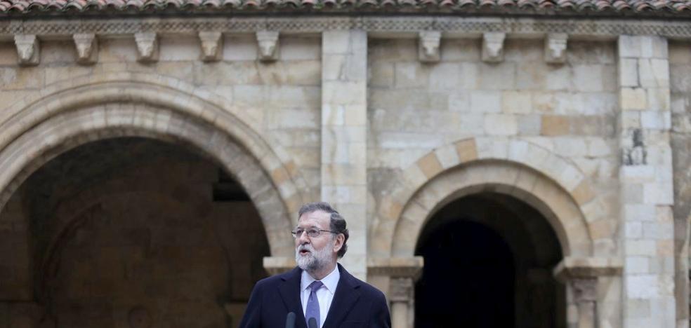 Leonoticias.tv | Rajoy reivindica el orgullo de León para «pedir disculpas» por el error en la Cuna del Parlamentarismo