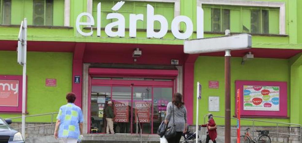 Muerde a una empleada del economato de Asturias que la sorprendió robando